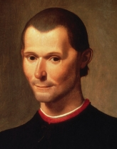 Machiavelli. By Santi di Tito. Courtesy of Wikipedia